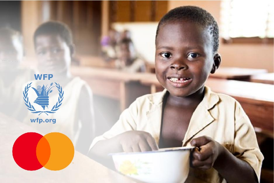 World Food Programme and Mastercard