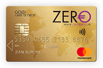 Advanzia - Mastercard Gold France