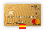 No-fee Mastercard Gold – Spain