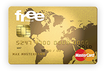 Carte Mastercard Gold gratuite – Advanzia Bank