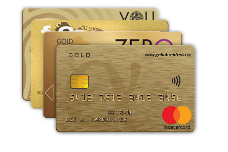 Carte Mastercard Gold - Advanzia Gold